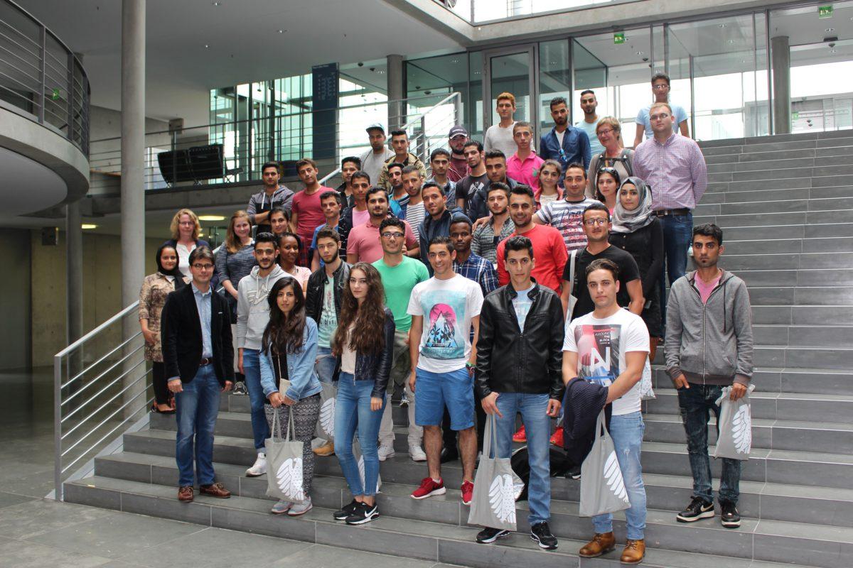Regionales Bildungszentrum Steinburg, 2. August 2016