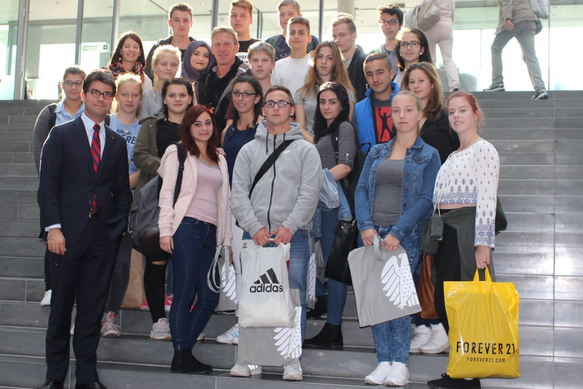 Elbschule Glückstadt, 22. September 2016