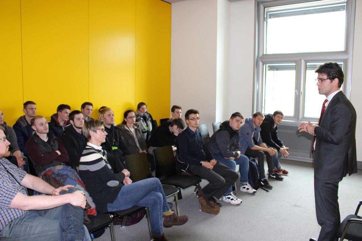 Regionales Bildungszentrum Steinburg, 7. März 2017