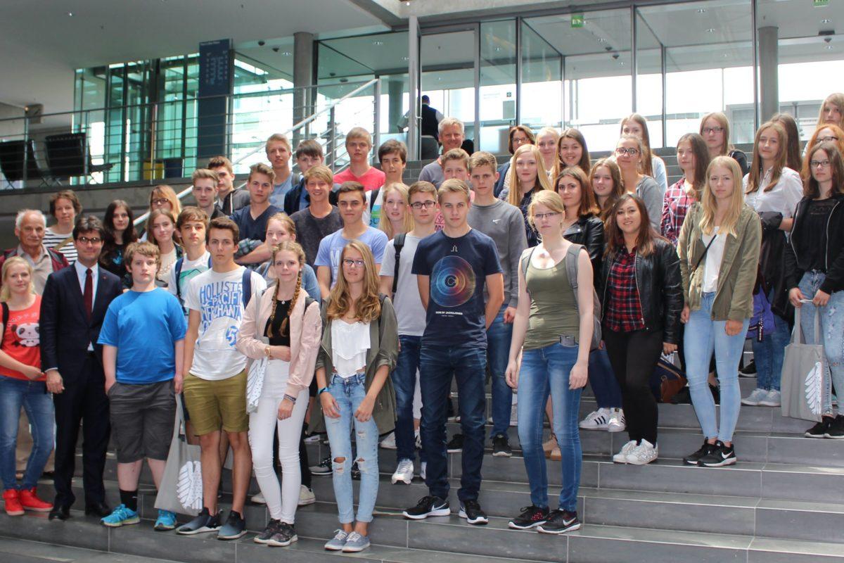 Gymnasium Brunsbüttel, 17. Mai 2017