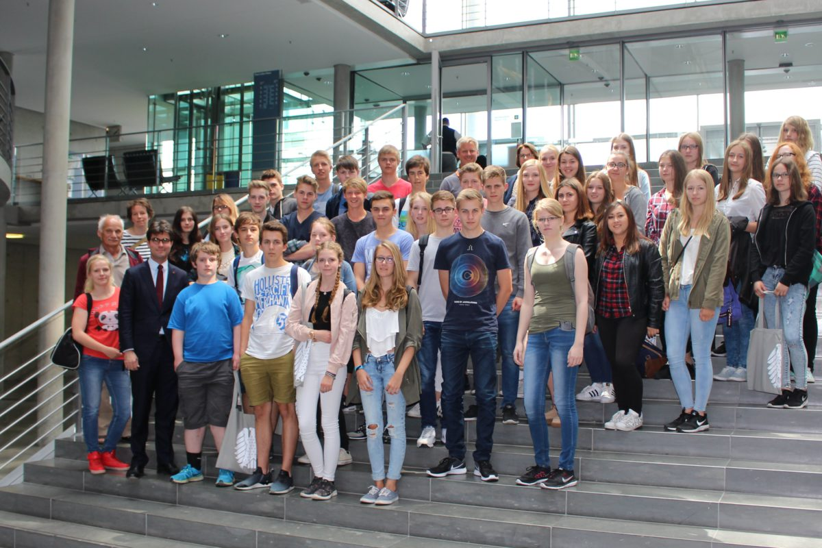 Gymnasium Brunsbüttel, 7. Juli 2016