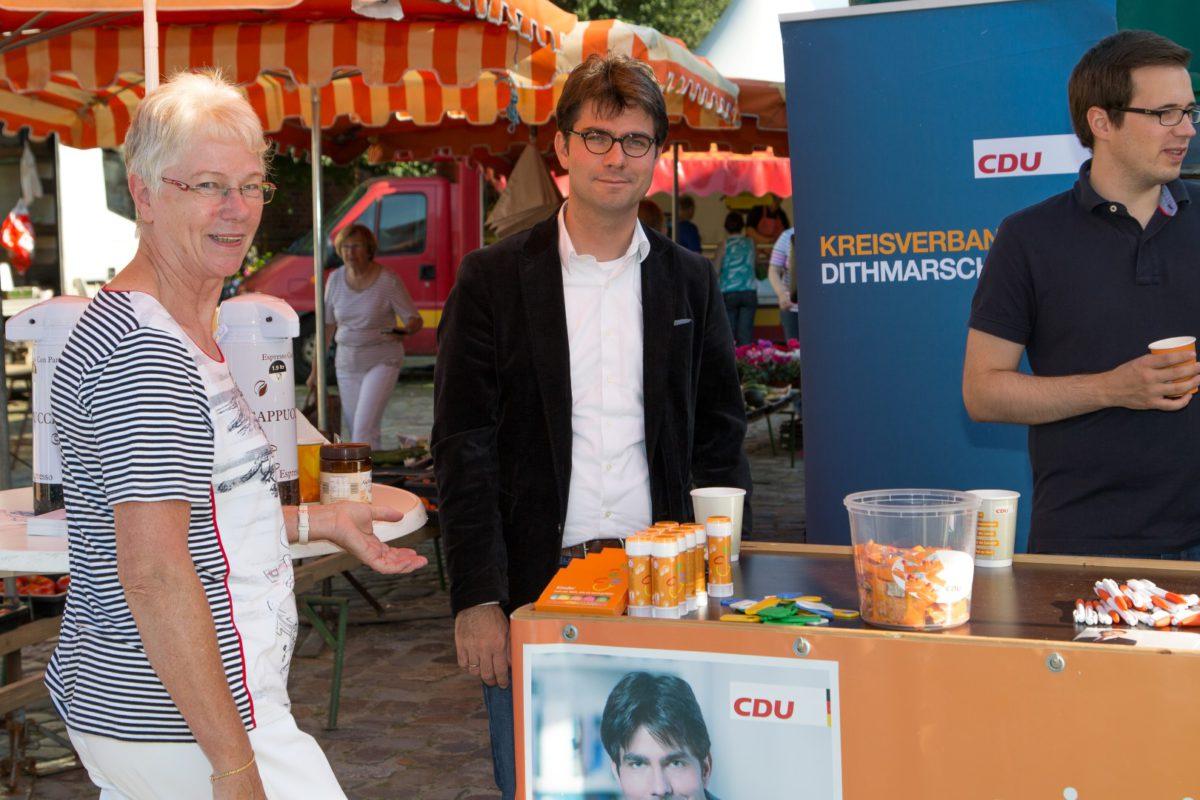Markttag Meldorf 2016