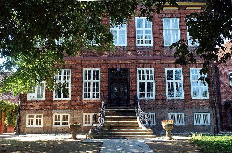 Rathaus in Wilster