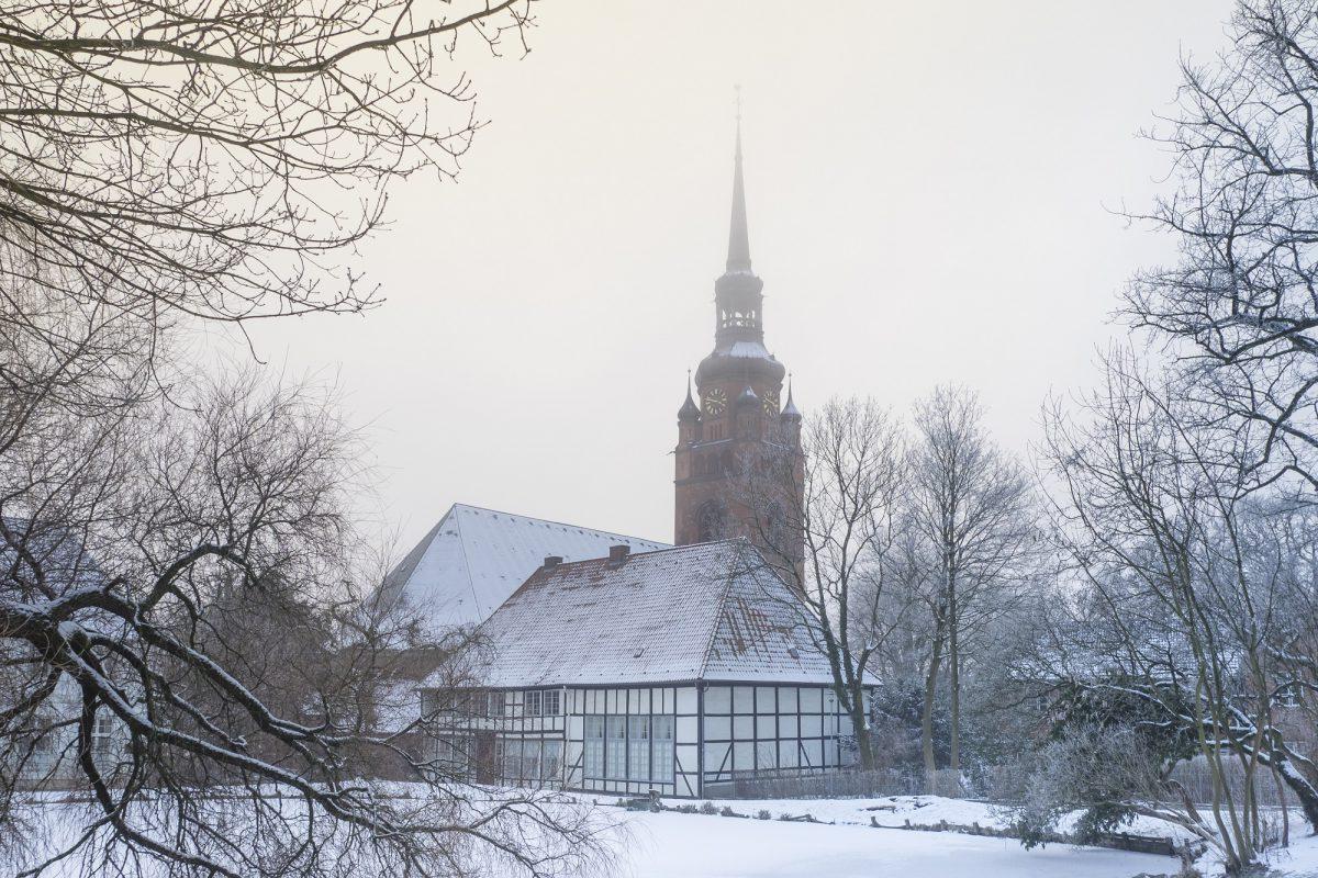 Itzehoe im Schnee