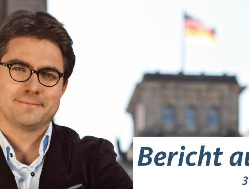 2018-11-30 Bericht aus Berlin - Beitragsbild