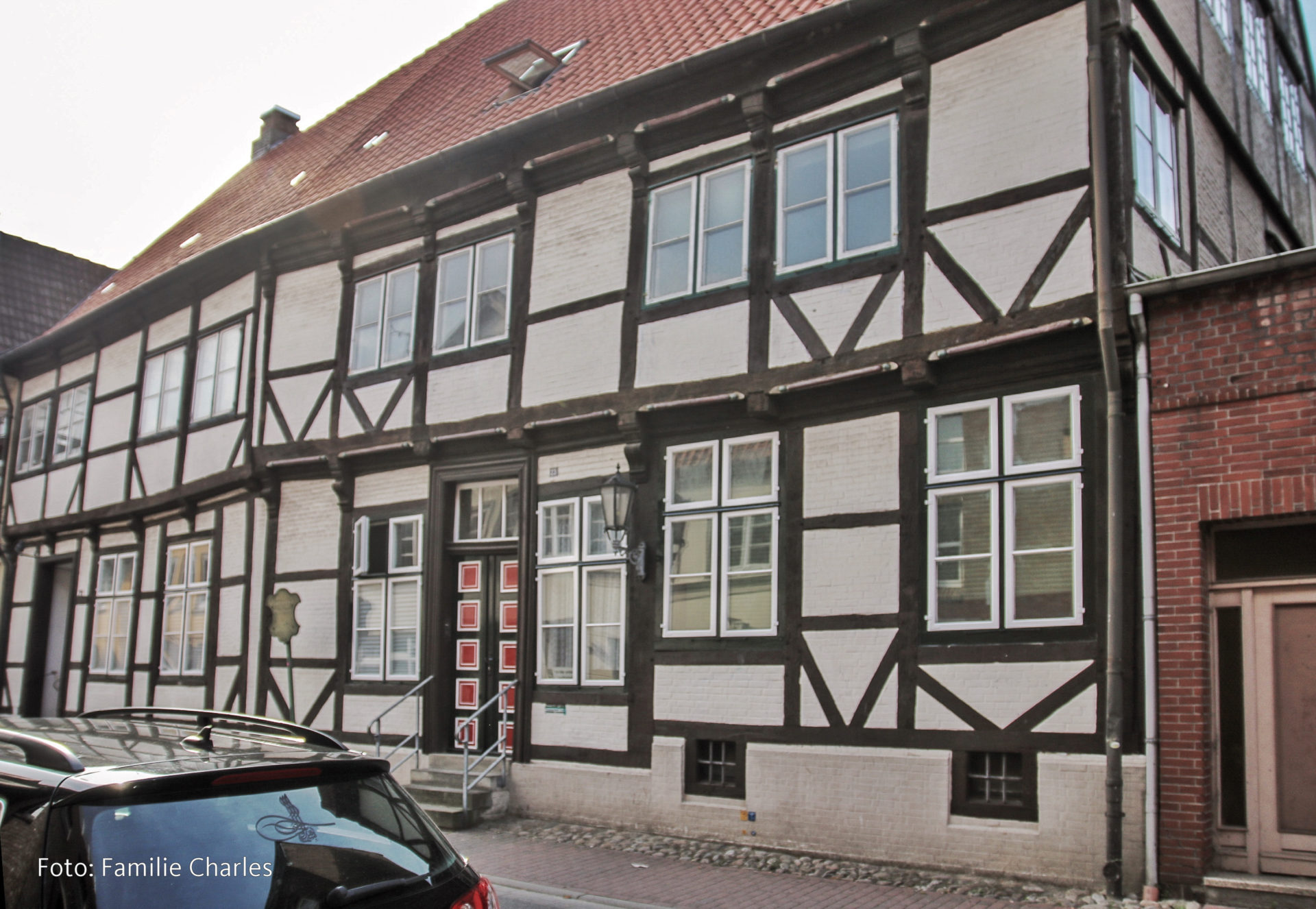 Glückstadtpalais - Foto: Familie Charles